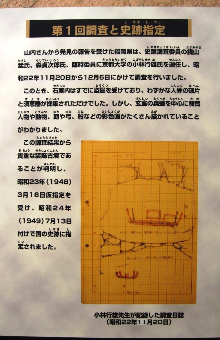 第1回調査と史跡指定