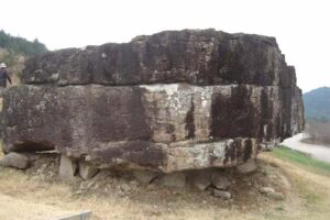 和順の巨大な支石墓