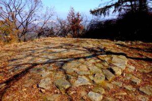 ソウルの峨嵯山(アチャさん)に残る高句麗遺跡