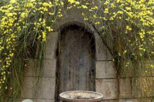 白馬寺にある、鴻臚寺に訪れた僧の墓