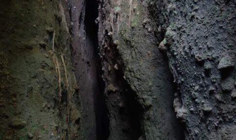 隧道遺構 トンカラリン