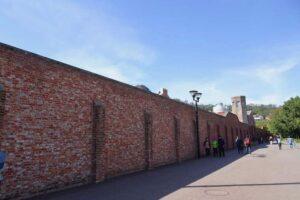 西大門刑務所歴史館の外壁